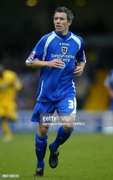 Kevin McNaughton Cardiff