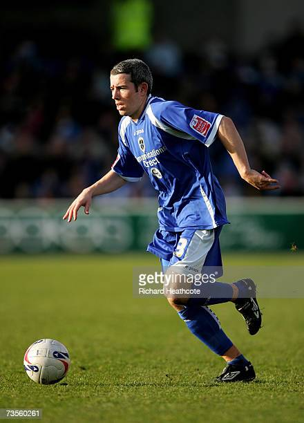 Kevin McNaughton of Cardiff in action during the CocaCola Championship match between Cardiff City and Norwich City at Ninian Park on March 10 2007 in...