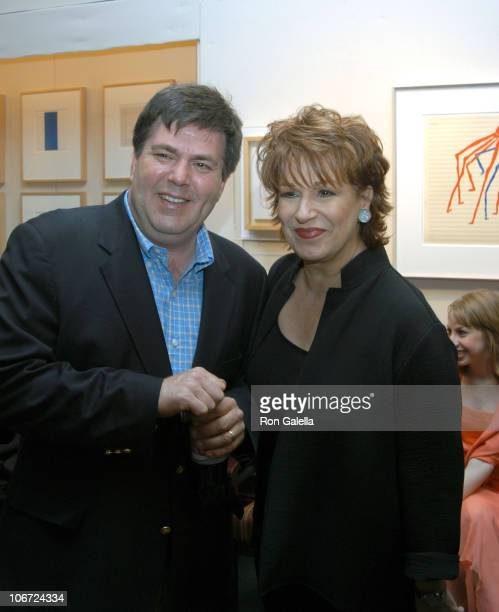Kevin Meaney Joy Behar during Comedy Tonight A Night of Comedy to Benefit the 92nd Street Y at 92nd Street Y in New York City New York United States