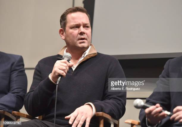 Kevin Messick attends the 2019 PGA Nominees Breakfast on January 19 2019 in Beverly Hills California