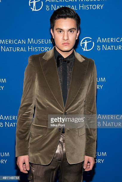Kevin Michael Barba attends the 2014 American Museum of Natural History Star Studded Dance Benefit at American Museum of Natural History on May 15...
