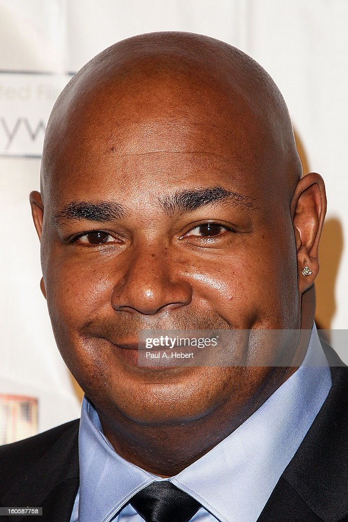 Kevin Michael Richardson arrives at the 40th Annual Annie Awards held at Royce Hall on the UCLA Campus on February 2, 2013 in Westwood, California.