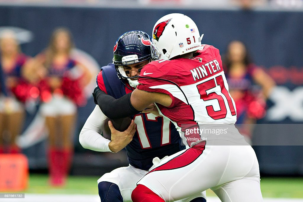 Kevin Minter Cardinals 2016