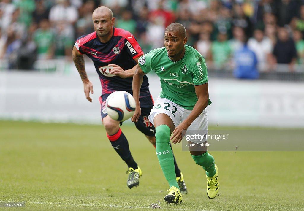 AS Saint-Etienne v FC Girondins de Bordeaux  Ligue 1