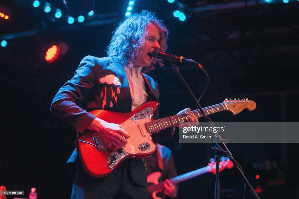 Kevin Morby performs at Saturn Birmingham on April 16, 2018 in Birmingham, Alabama.