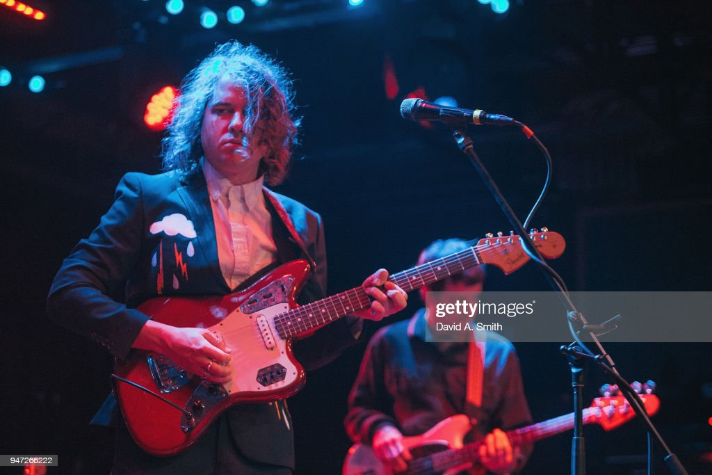 Kevin Morby performs at Saturn Birmingham on April 16, 2018 in Birmingham, Alabama.