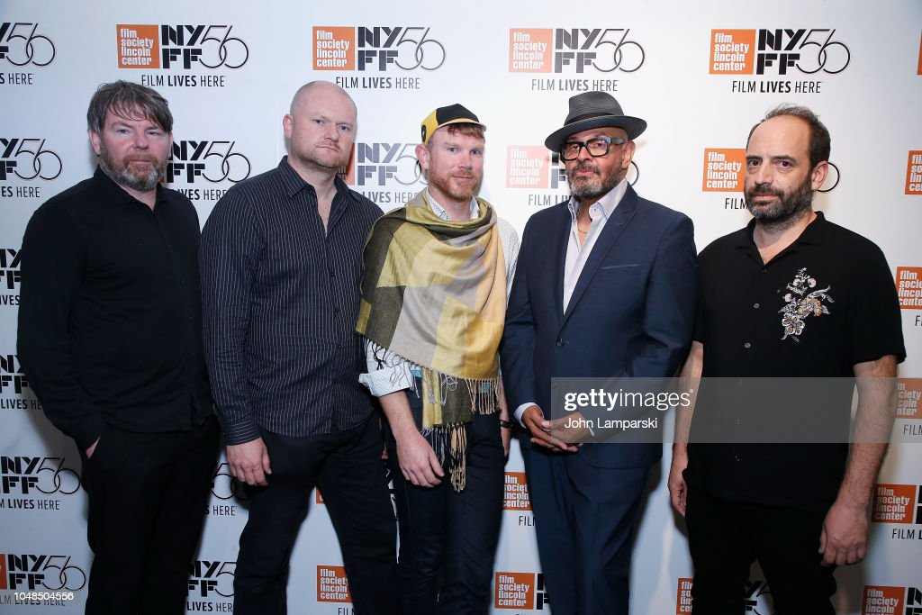 "NY: 56th New York Film Festival - ""The Four Horsemen Of The Apocalpyse"""
