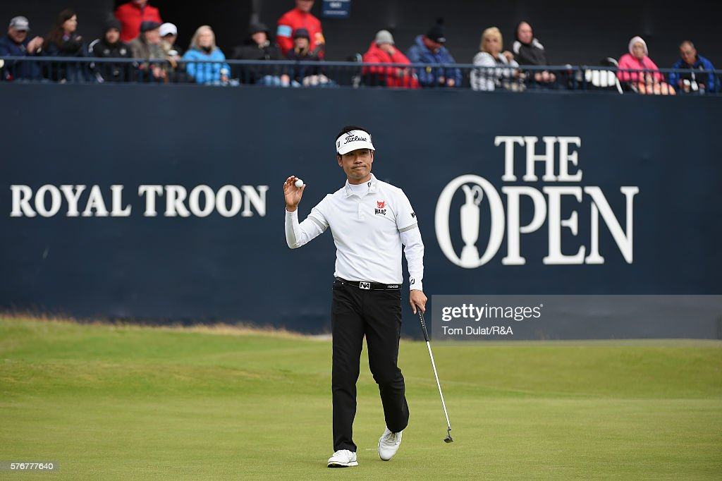 145th Open Championship - Day Four : News Photo