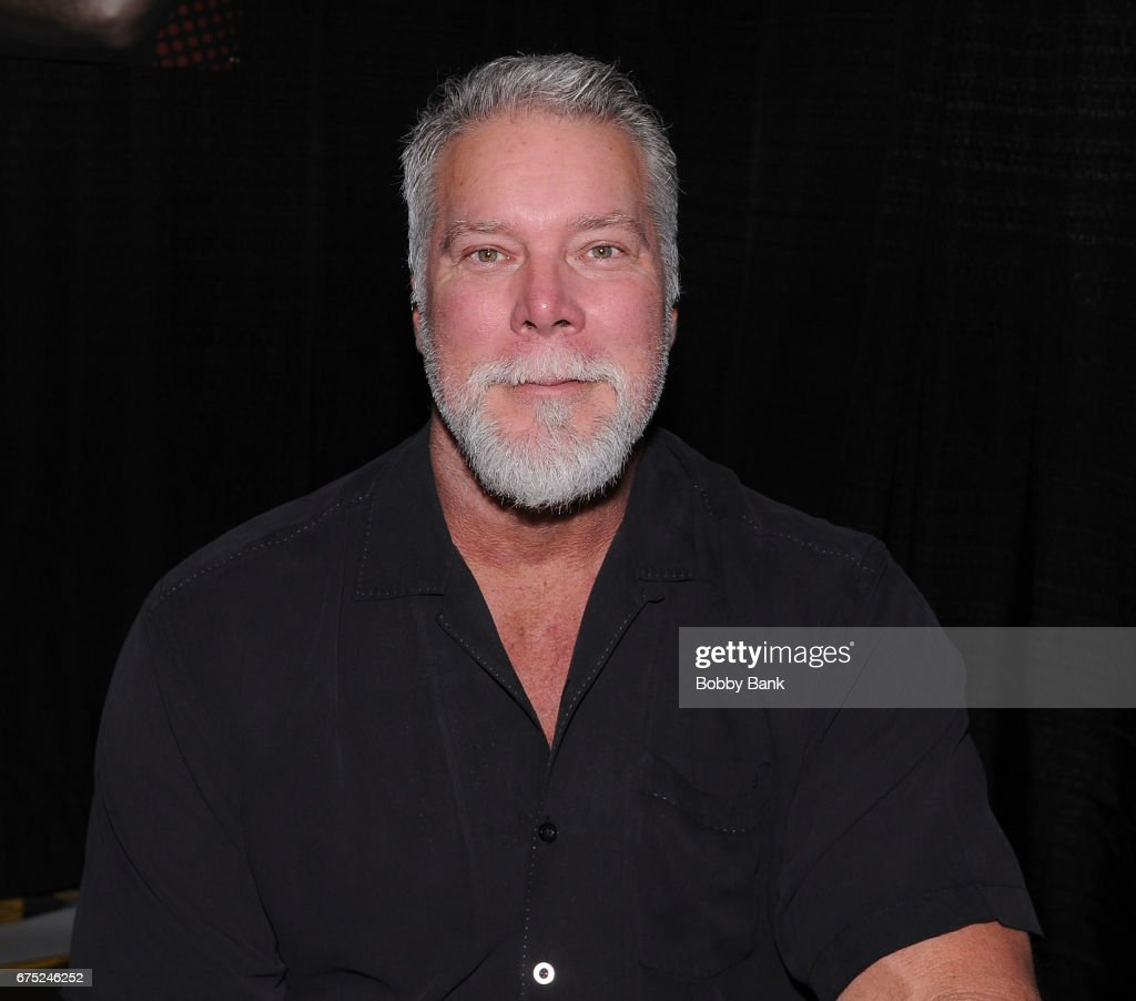Kevin Nash attends the 2017 East Coast Comic Con at Meadowlands Exposition Center on April 30, 2017 in Secaucus, New Jersey.