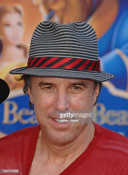 Kevin Nealon arrives at Walt Disney Studios Beauty and The Beast SingAlong at the El Capitan Theatre on October 2 2010 in Hollywood California