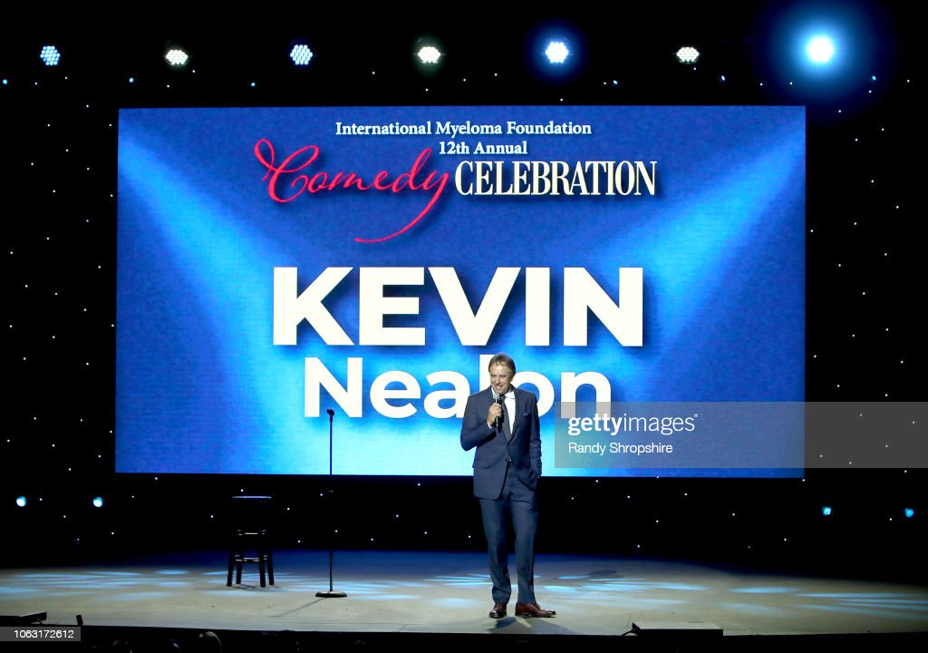International Myeloma Foundation 12th Annual Comedy Celebration : News Photo