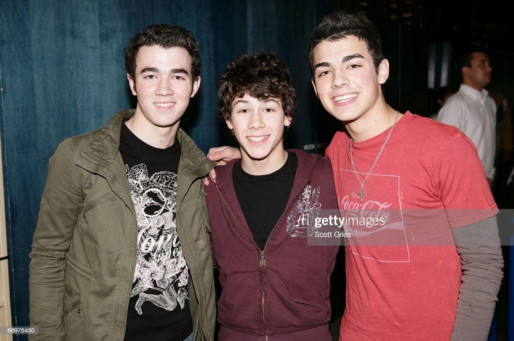 MTV TRL With The Jonas Brothers : Foto di attualità
