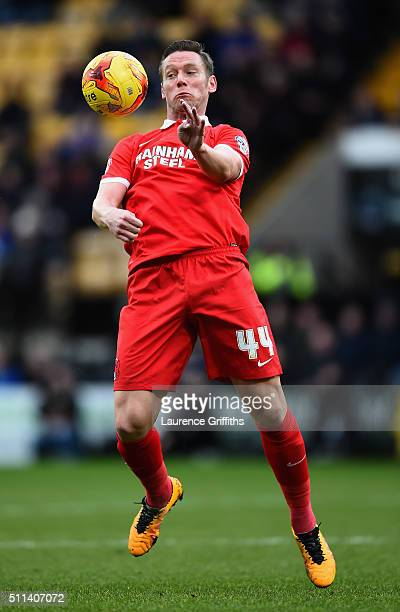 Kevin Nolan of Leyton Orient in action during the Sky Bet League Two match between Notts County and Leyton Orient at Meadow Lane on February 20, 2016...