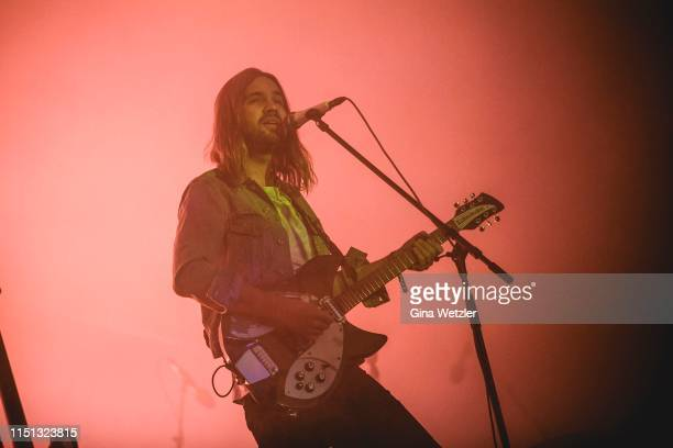 Kevin Parker of Tame Impala performs live onstage during the Hurricane Festival on June 21 2019 in Scheessel Germany