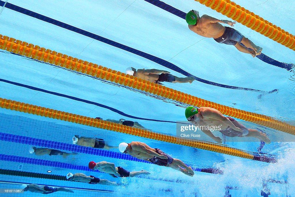 2012 London Paralympics - Day 10 - Swimming : News Photo