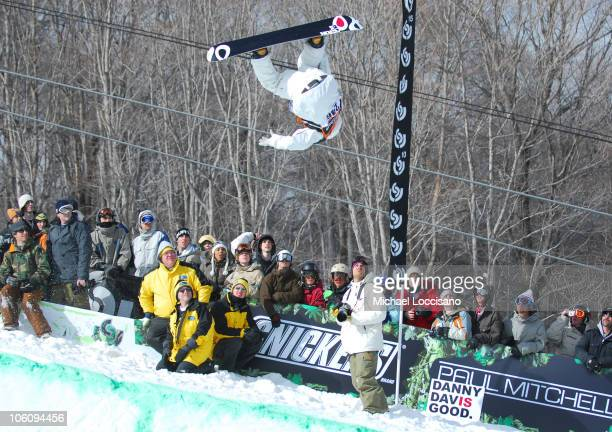 Kevin Pearce Halfpipe Finals March 18th during 24th Annual Burton US Open Snowboarding Championships at Stratton Mountain in Stratton Vermont United...