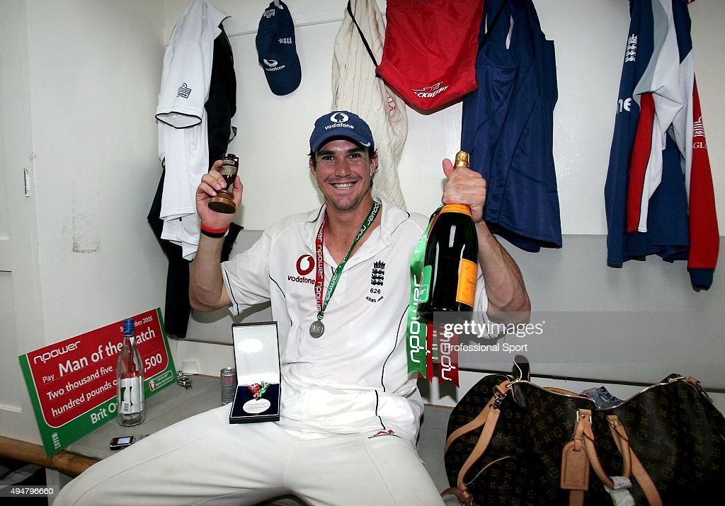 The Ashes - Day Five : News Photo