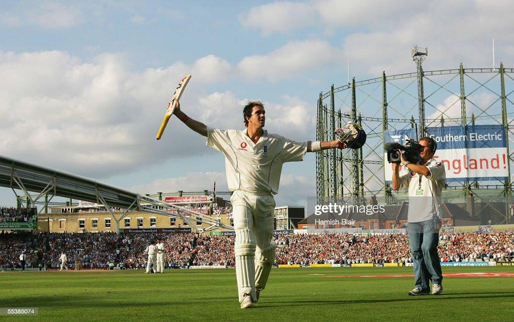 Fifth Test: England v Australia : Nachrichtenfoto