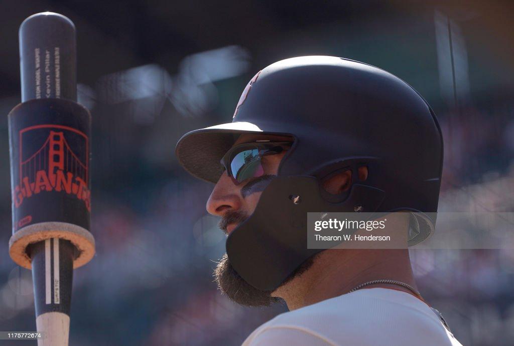 Pittsburgh Pirates  v San Francisco Giants : News Photo
