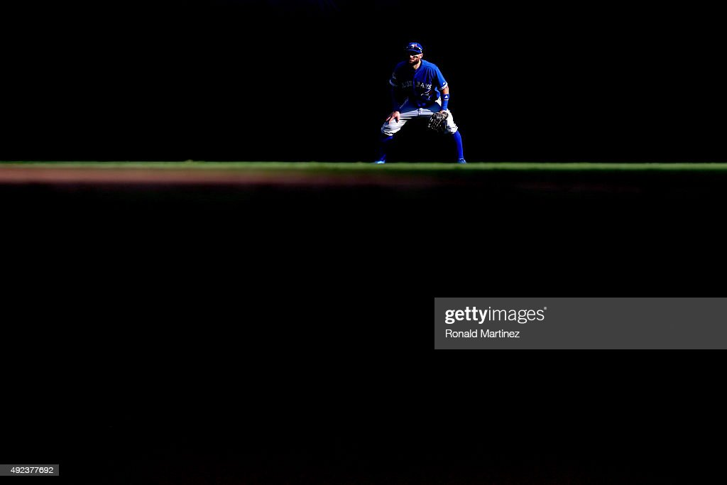 Division Series - Toronto Blue Jays v Texas Rangers - Game Four