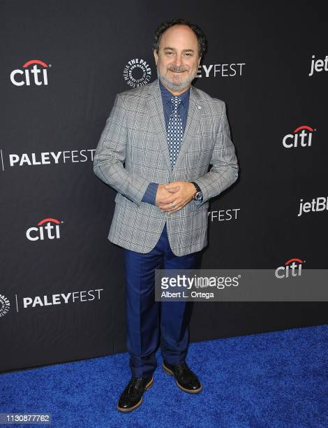 Kevin Pollak attends The Paley Center For Media's 2019 PaleyFest LA Opening Night Presentation Amazon Prime Video's The Marvelous Mrs Maisel held at...