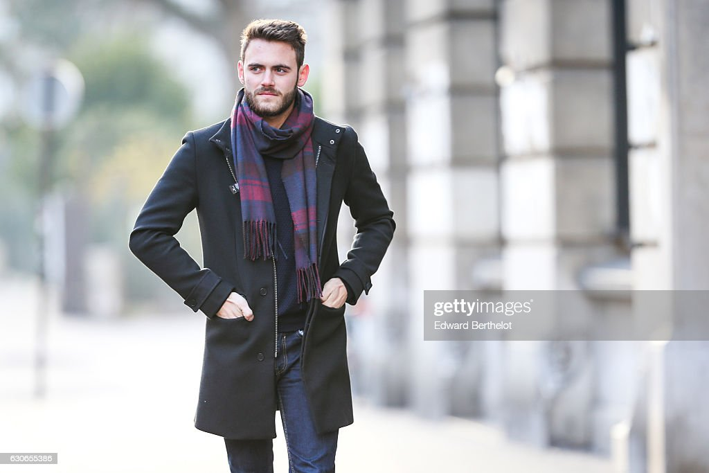 Street Style - Paris - December 2016