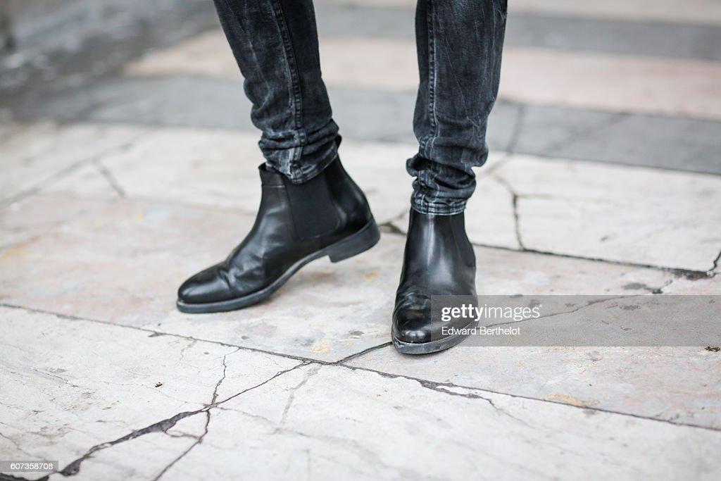Street Style - Paris - September 2016