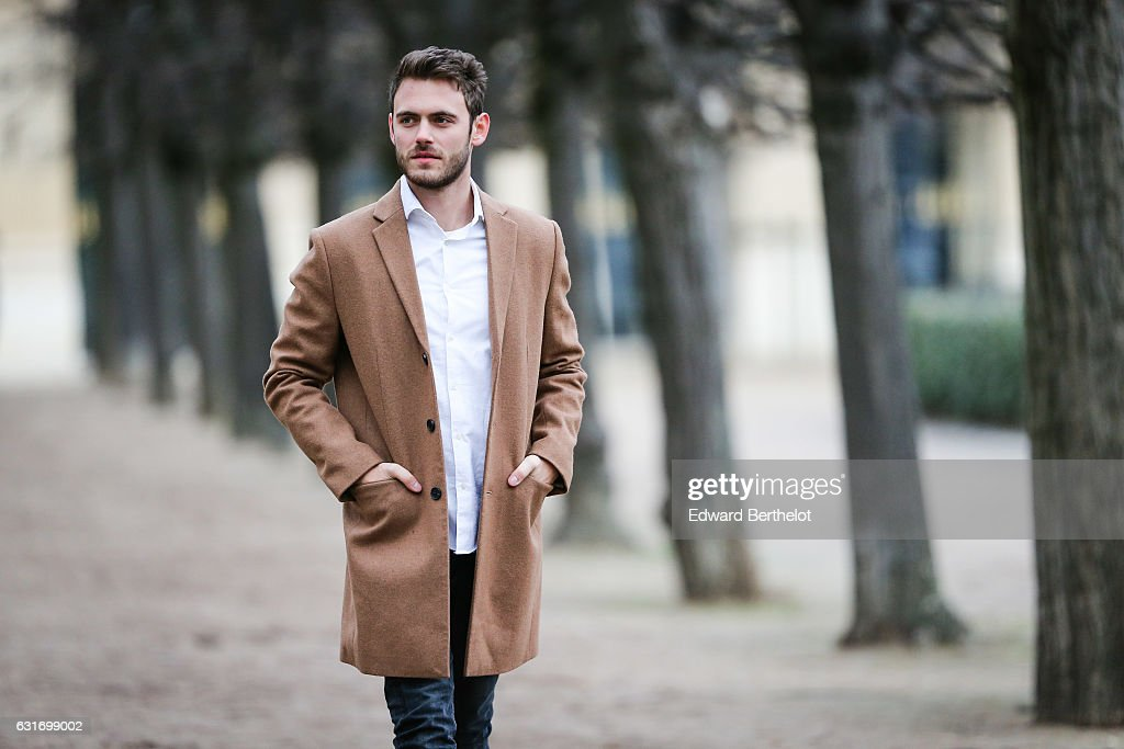 Street Style - Paris - January 2017