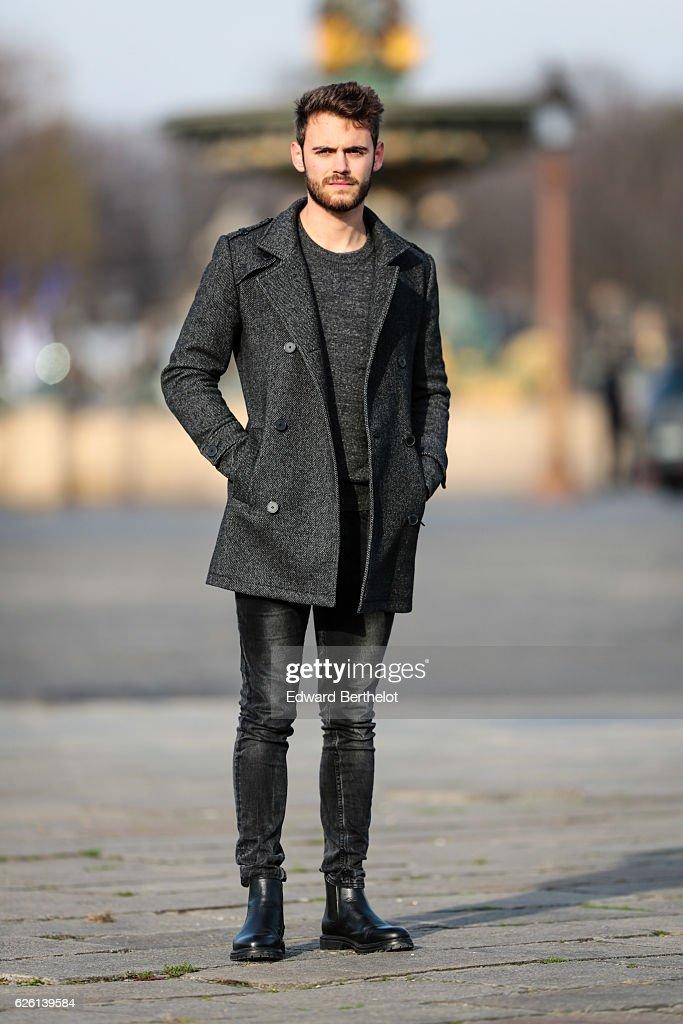 Street Style - Paris - November 2016
