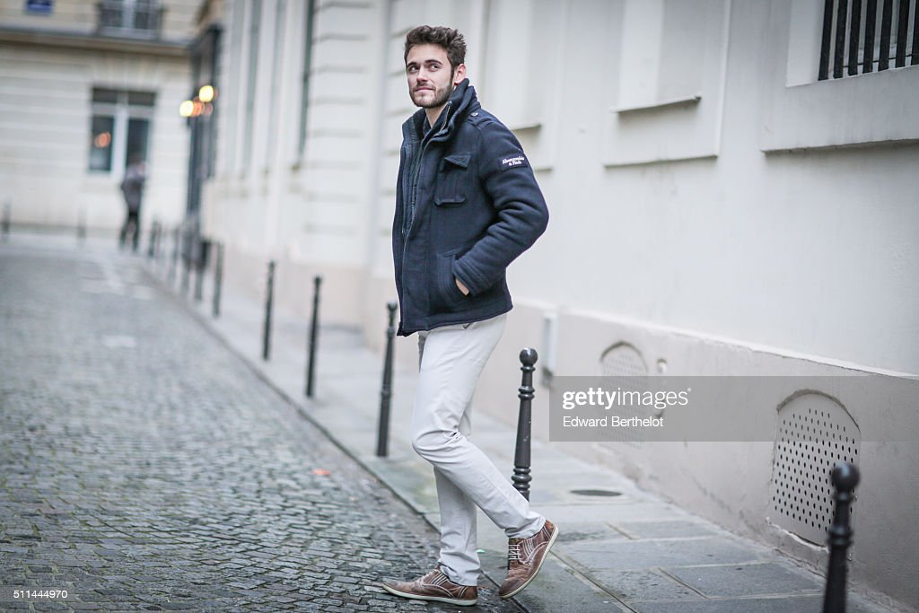 Street Style - Paris - February 2016