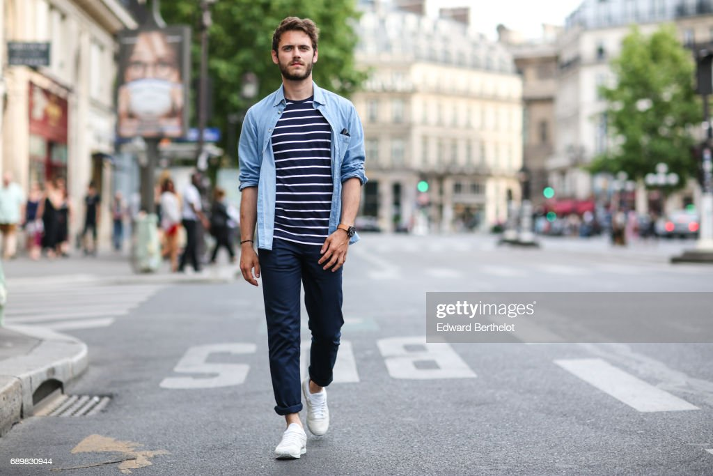 Street Style - Paris - May 2017