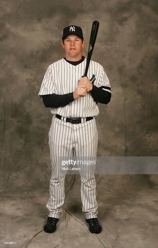 d7d148053d3 Kevin Reese of the Yankees poses for a portrait during the New York ...