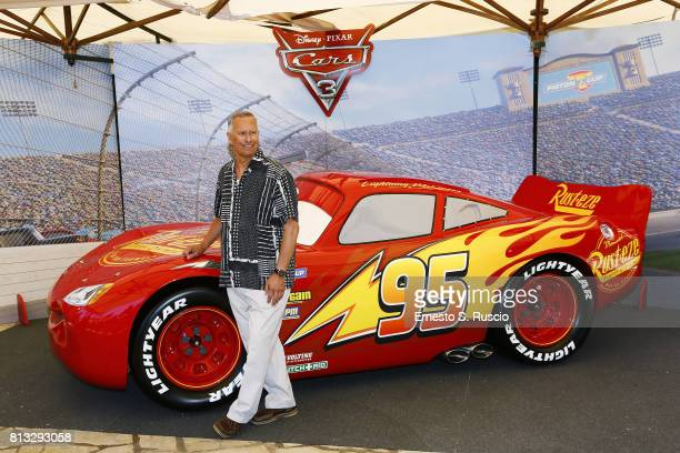 Kevin Reher attends a photocall for Cars 3 at Hotel Parco Dei Principi on July 12 2017 in Rome Italy