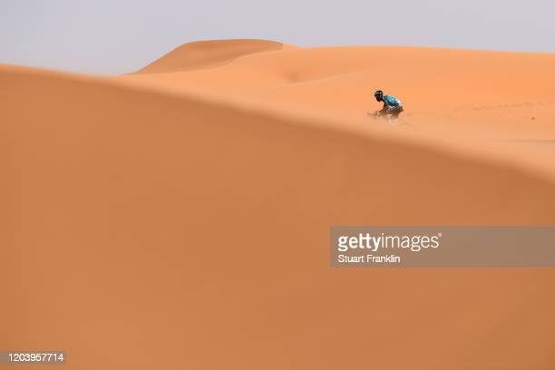 Kevin Reza of France and Team B&B Hotels-Vital Concept P/B KTM / Desert / Dune / Detail view / during the 1st Saudi Tour 2020, Stage 1 a 173km stage...