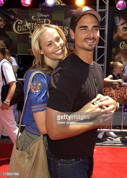 Kevin Richardson during The Country Bears Premiere at El Capitan Theatre in Hollywood California United States