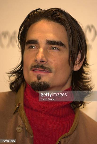 Kevin Richardson of Backstreet Boys during The 28th Annual American Music Awards at Shrine Auditorium in Los Angeles California United States