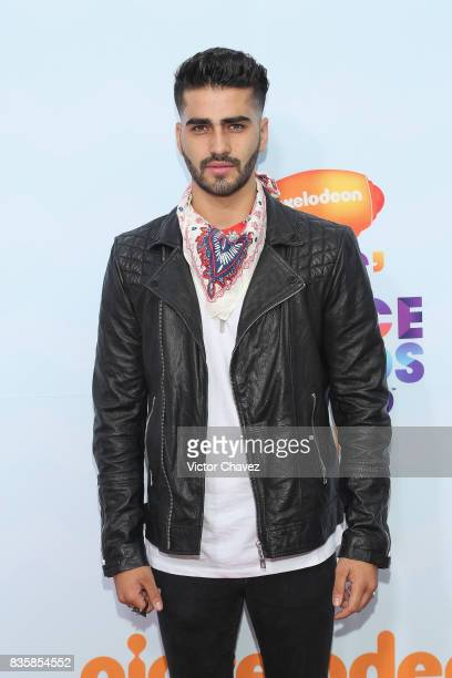 Kevin Rogers attends the Nickelodeon Kids' Choice Awards Mexico 2017 at Auditorio Nacional on August 19 2017 in Mexico City Mexico
