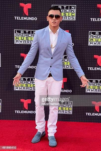 Kevin Roldan attends Telemundo's Latin American Music Awards at the Dolby Theatre on October 8 2015 in Hollywood California