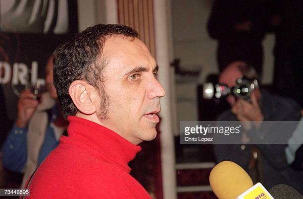 Kevin Rowland arriving at the screening of the Clash documentary 'Westway To The World' at the Coronet cinema Nottinghill Gate London 21st September...