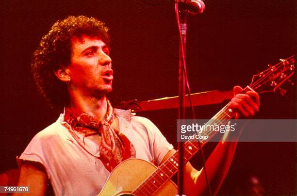 Kevin Rowland of Dexys Midnight Runners performing at The Venue London in 1982