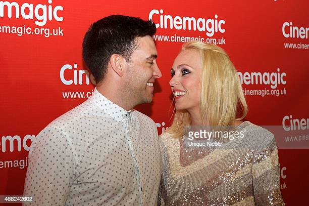 Kevin Sacre and Camiella Dallerup arrives for the 25th Annual Cinemagic International Film And Television Festival In Association With Variety...