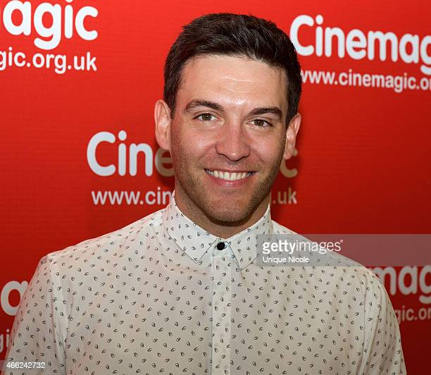 Kevin Sacre arrives for the 25th Annual Cinemagic International Film And Television Festival In Association With Variety Magazine at Fairmont Miramar...