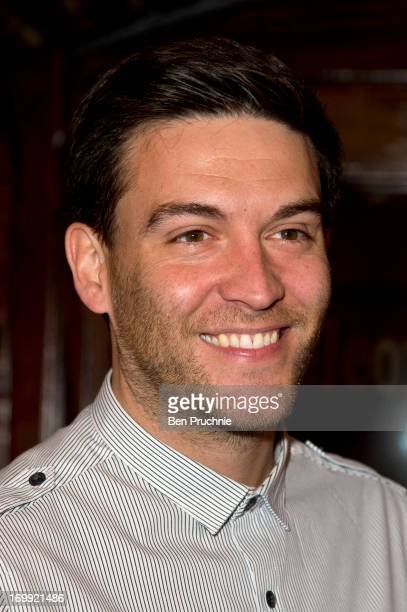 Kevin Sacre attends the press night of 'Blind Date' at Charing Cross Theatre on June 4 2013 in London England