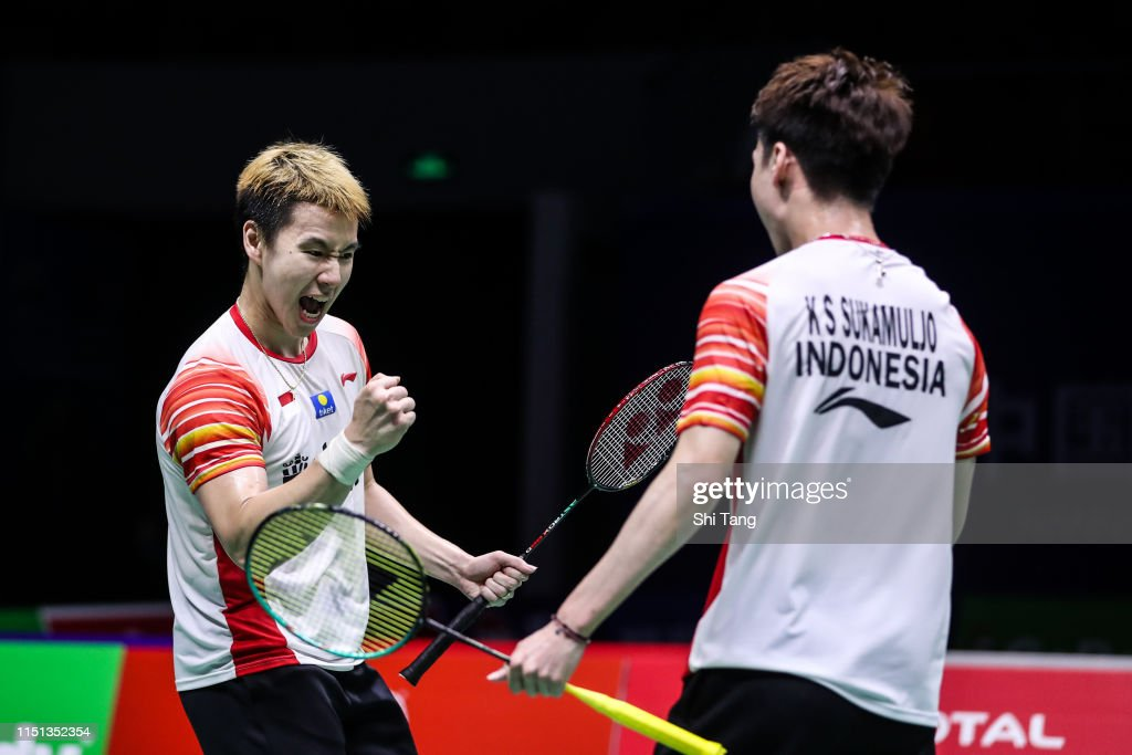 Total BWF Sudirman Cup 2019 - Day 6 : News Photo