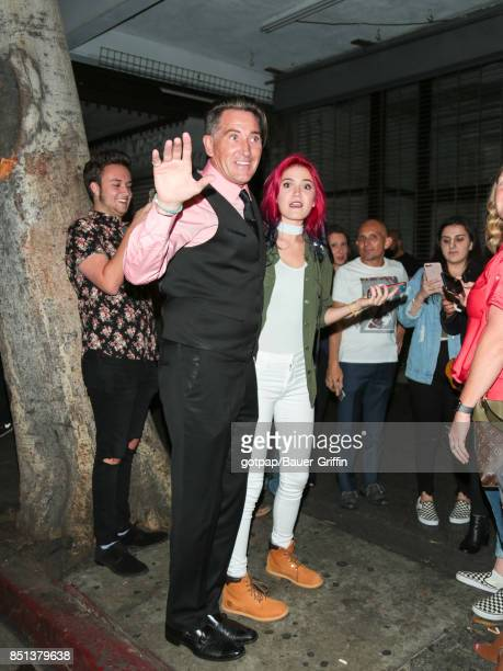 Kevin Schlehuber is seen outside Big Brother 19 Wrap Party at Clifton's on September 21 2017 in Los Angeles California