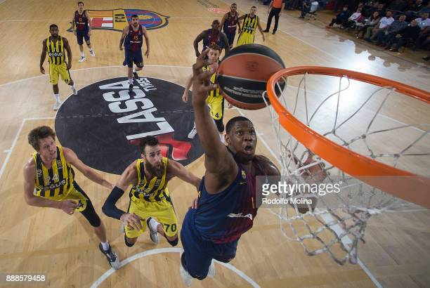 Kevin Seraphine  1 of FC Barcelona Lassa in action during the 2017 2018  Turkish 12a77d73d