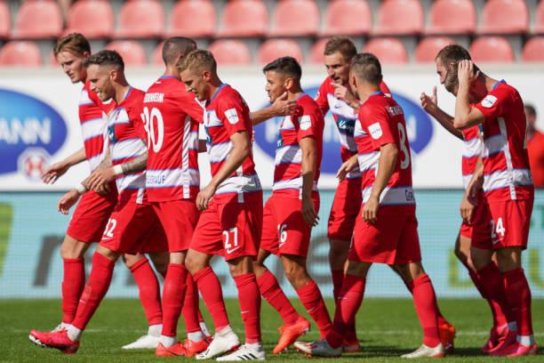 DEU: 1. FC Heidenheim 1846 v Eintracht Braunschweig - Second Bundesliga