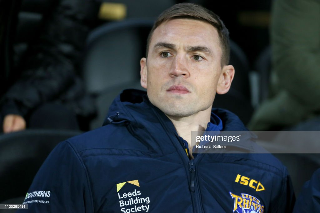 Hull FC v Leeds Rhinos - Betfred Super League : News Photo