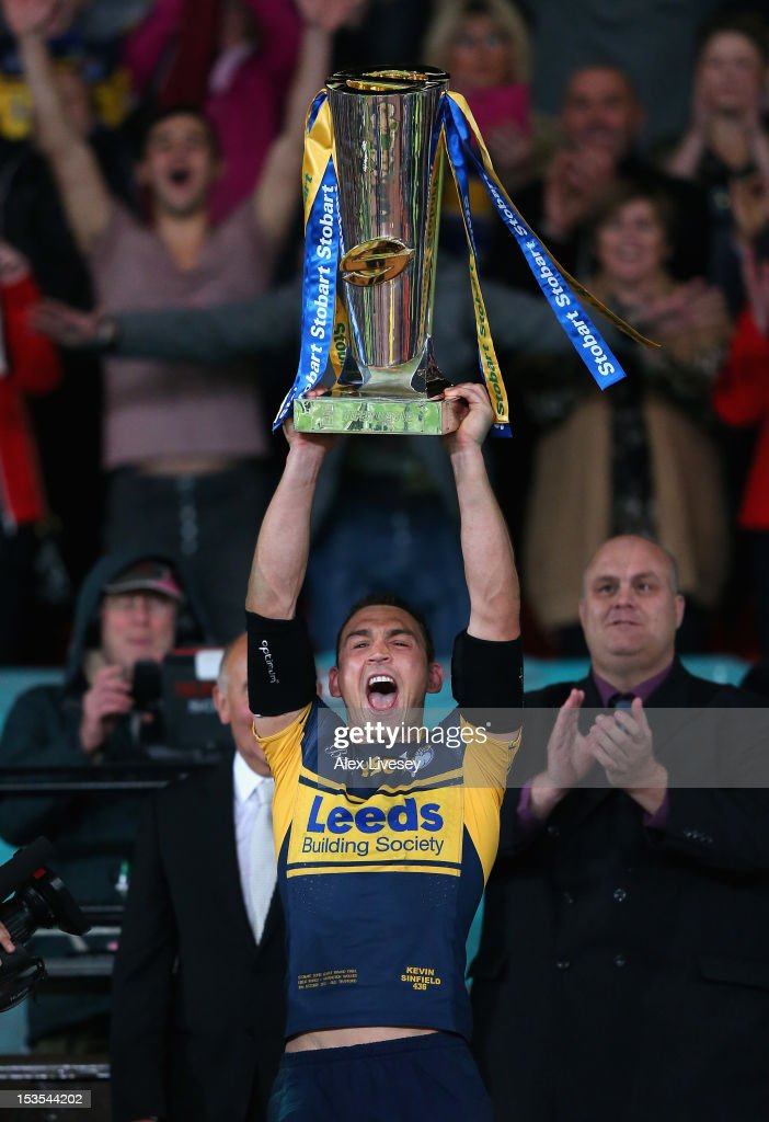 Warrington Wolves v Leeds Rhinos - Stobart Super League Grand Final