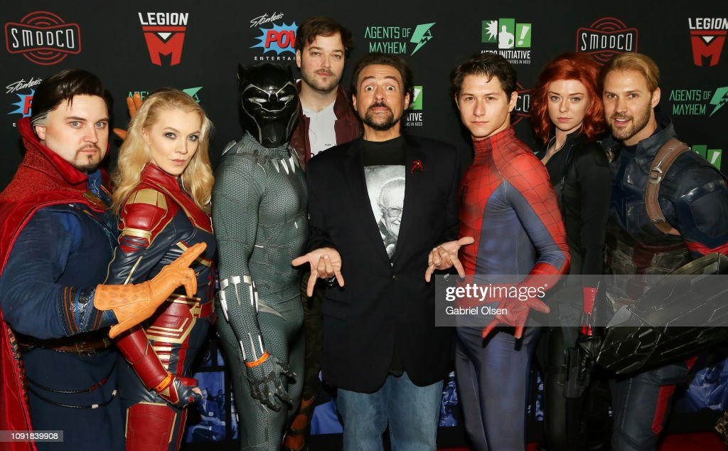 Excelsior! A Celebration Of The Amazing, Fantastic, Incredible And Uncanny Life Of Stan Lee : News Photo